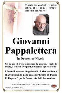 Giovanni Pappalettera