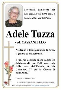 Adele Tuzza
