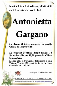 antoniettagargano