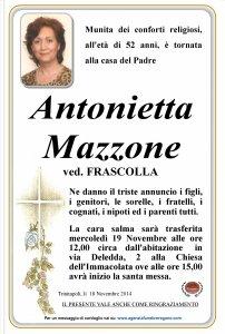 Antonietta Mazzone