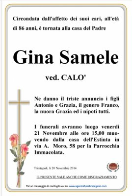 Gina Samele
