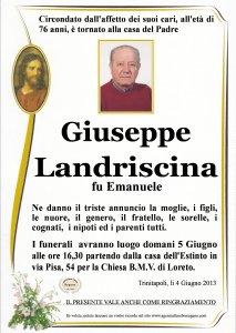 landriscinagiuseppe
