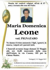 MariaDomenicaLeone