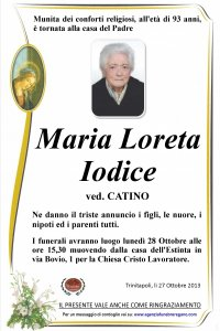 loretaiodice