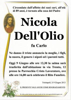 nicoladellolio