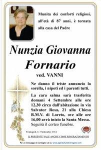 Nunzia Fornario