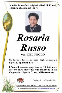 rosariarusso