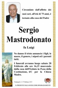 Sergio Mastrodonato