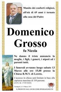 annuncio Grosso Domenico