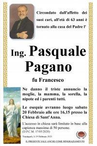 annuncio Pagano