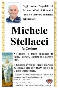 annuncio Stellacci Michele