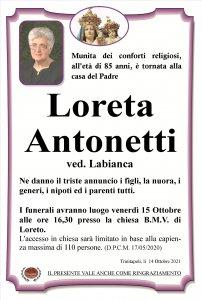 annuncio Antonetti