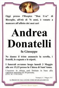 ANNUNCIO DONATELLI