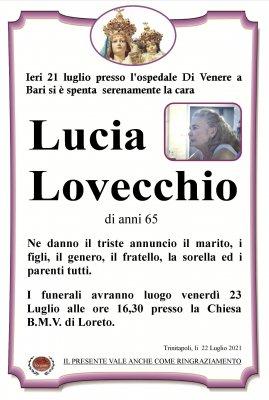 annuncio Lovecchio