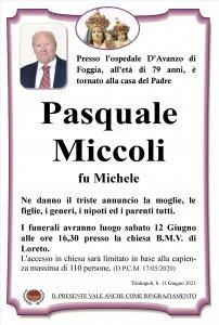 annuncio Miccoli