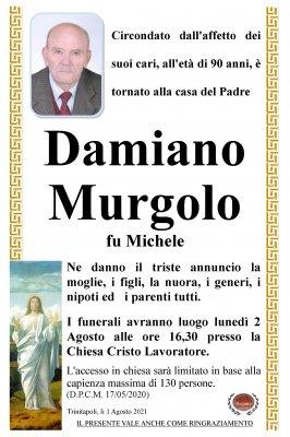 annunzio Murgolo Damiano