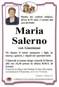 annuncio Salerno Maria