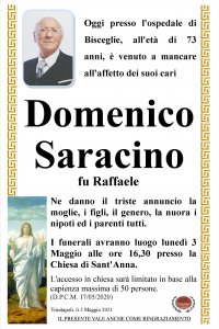 Annuncio Saracino