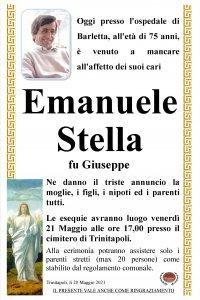 Annuncio Stella Emanuele
