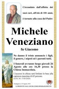 annunzio Veneziano Michele