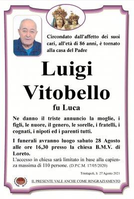 annuncio Vitobello Luigi